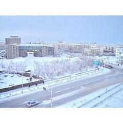 Yakutsk Russia เมืองที่หนาวที่สุดในโลก ติดลบ-50c ขึ้น อยู่ทางตอนใต้วงแหวนของขั้วโลกเหนือ ข้อมูลจากคู่สร้างคู่สมล่าสุด via @SooTaNN #squaready