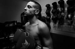 (PatriciaPichon) Tags: france sport championship nikon boxer boxing kickboxing boxe nizargallas
