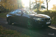 BMW M235i - Le firmament !