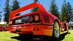 The F40 (Twang Photography) Tags: italian ferrari perth gto 5000 iconic lamborghini westernaustralia countach f40 qv 599 quattrovalvole worldcars 5000qv 599gto