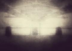 2014 Flickr Image - 297 (bob eddings) Tags: bridge sepia oregon river portland bridges hawthornebridge pacificnorthwest pdx hawthorne willamette eddings streetwalking 2014 bobeddings associatedpixels ipadprocessed iphone5s portlandoregonimages portlandoregonpictures