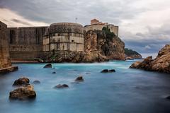 Fortress Dubrovnik (Nomadic Vision Photography) Tags: longexposure castle moody dramatic croatia fortress dubrovnik adriatic medievaltown jonreid tinareid nomadicvisioncom