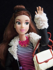 Disney Belle Runderneuerung xD - Nahaufnahme (sh0pi) Tags: beauty doll barbie disney belle beast fashionista blr58