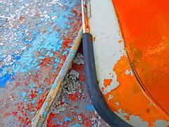 abstracto. (Luis M) Tags: barcos abstracto bidasoatxingudi