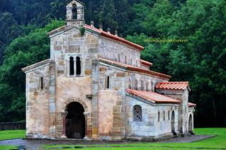 359 - El Conventín - Iglesia San Salvador de Valdediós - Villaviciosa (Asturias) - Spain.