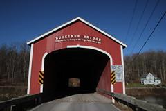 Bridge (historygradguy (jobhunting)) Tags: bridge red ny newyork upstate coveredbridge buskirk buskirksbridge