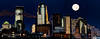 Moonset at Dawn (Greg Lundgren Photography) Tags: urban moon minnesota skyline night cityscape minneapolis fullmoon twincities moonset greglundgren onlyinmn