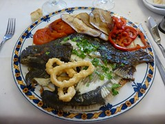 I ate this (balavenise) Tags: food nourriture iatethis turbot