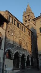 Genova - La Commenda di San Giovanni di Pré (Gian1979) Tags: italy art italia arte basilica liguria malta campanile genoa genova zena portici middleages medioevo romanico gotico moyenage ligurien commenda ordinedimalta