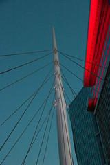 IMG_1698 Millennium Bridge, Denver, Colorado (EJK41) Tags: bridge colorado denver millennium millenniumbridge denvercolorado