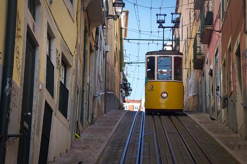 yellow tram (ii)
