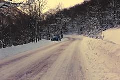 blue winter sky snow cold car neve mazda inverno freddo awd skyblue cx5 exceed