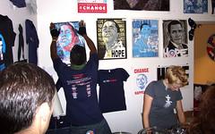Washington, 2009 (gregorywass) Tags: street hope dc washington gallery georgetown m fairey change vote 2009 obama 3333 inauguration shepard inaugural