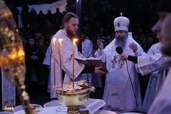 29. Праздник Богоявления в Святогорской Лавре