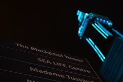 The Tower (CoasterMadMatt) Tags: uk greatbritain winter light england west eye tower english up architecture night photography lights town seaside nikon december northwest time photos unitedkingdom britain united great north illumination kingdom landmark structure illuminated lancashire resort photographs british lit blackpool atnight attraction 2014 litup blackpooltower nikond3200 nighttimephotography d3200 coastermadmatt blackpooltowereye december2014 coastermadmattphotography
