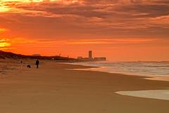 Sunset, Ostend, Belgium (Roland B43) Tags: belgium ostend