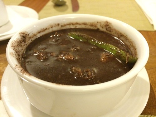 Dinuguan (pork blood and offal stew) by brownpau, on Flickr