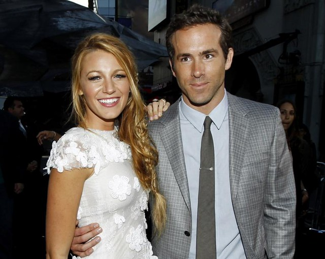 Ryan Reynolds and BLAKE LIVELY Welcome First Child