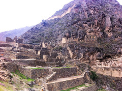 "Ruines _ Ollantaytambo • <a style=""font-size:0.8em;"" href=""http://www.flickr.com/photos/113766675@N07/16215359032/"" target=""_blank"">View on Flickr</a>"