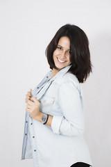 Marta (NaxScrax) Tags: woman girl mujer posado