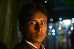 Stangers [28/100]: Mohammed Jasim (Farhad Sabuj) Tags: life street light portrait people man color work project photography nikon natural stranger 28 positive bangladesh chittagong 100strangers struglar