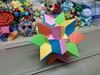 Rhombic hexecontahedron variation (hyunrang) Tags: origami variation hur rhombic hexecontahedron knotology paperstrip