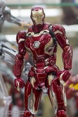 20160514_kaiyodo-4 () Tags: toy actionfigure model ironman hobby figure avengers  kaiyodo      revoltech       movierevo
