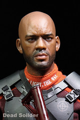 ART FIGURES AF-021 Dead Soilder - 025 (Lord Dragon ) Tags: hot toys actionfigure doll willsmith onesixthscale deadshot 16scale artfigures 12inscale