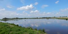 Polder- en plasgebied bij Bonrepas (bcbvisser13) Tags: panorama water meer nederland eu landschap zuidholland vlist bonrepas