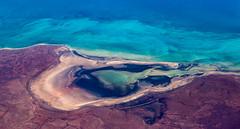 Hypersaline || Shark Bay {Explore 128, 2016/05/20} (David Marriott - Sydney) Tags: world sea heritage bay shark au reserve conservation australia sedimentary westernaustralia deposits gascoyne wooramel hypersaline