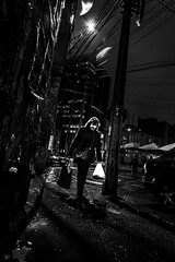 Anibal Pinto (astudillo_javier) Tags: street white black night photography valparaiso noche lluvia pinto anibal