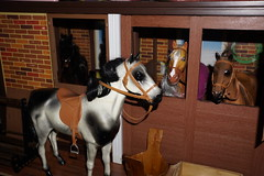 Sindy Country Manor stable (machigo) Tags: country manor stable sindy