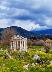 Aphrodisias (Q7uicksand) Tags: turkey nikon turkiye archeology aphrodisias aydin tetrapylon karacasu comeandsee geyre