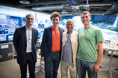 Muhammad Yunus Visit (82 of 92) (calit2) Tags: june demo san diego visit speaker commencement visualization muhammad ucsd yunus calit2 2016 ucsandiego muhammadyunus qualcomminstitute