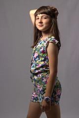 Irene estudio 3prueba (R.D. Gallardo) Tags: canon eos raw retrato estudio nios nia irene 600d