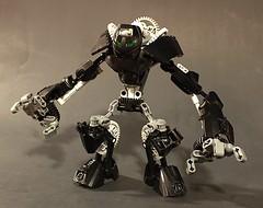 Front (Maqdaddio) Tags: robot lego bionicle mecha moc bzpower onua
