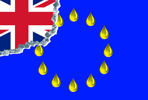 Sorry to see you go  - after Brexit
