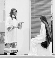 La Favola di Natale a Como (sirio174 (anche su Lomography)) Tags: presepe presepevivente natale christmas como piazzaduomo