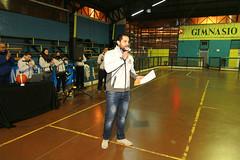 TUCAPEL VS WOLF__02 (loespejo.municipalidad) Tags: chile santiago miguel azul noche amarillo bruna silva deportes jovenes balon rm adultos alcalde competencia basquetbol loespejo