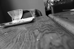 Table-top photography (John fae Fife) Tags: blackandwhite bw monochrome belgium belgique noiretblanc nb mons xt1 fujifilmx
