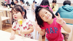 20160710_ (violin6918) Tags: family portrait baby cute girl mobile angel children kid pretty child princess daughter taiwan lg lovely g3 taoyuan vina littlebaby shiuan violin6918  gloriaoutlets