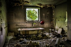 Dereliction Hospital (deltic17) Tags: urban abandoned canon dark photography moody urbanexploration asylum derelict dereliction urbanexploring mental urbex canon5dmk3