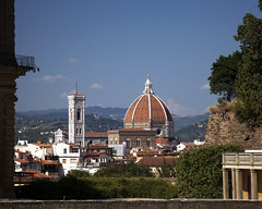 The Duomo,Florence (ken Dowdall) Tags: italy architecture florence cityscape cathedral gothic belltower tuscany ilduomo theduomo