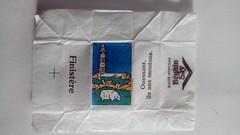 Srie Bretagne 01 - Finistre - Ouessant 01 (periglycophile) Tags: france bretagne sugar cube packet say sucre morceaux sucrology beghin priglycophilie