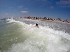 G0222429 (Tom Simpson) Tags: ocean beach maddie newjersey nj madeline jerseyshore boogieboard avonbythesea