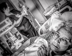 Getting Better #hospital #nursing #medicine #healthcare #seniors #elderly #illness (katkazoom1) Tags: hospital elderly medicine healthcare nursing seniors illness