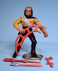 Lieutenant Worf (FranMoff) Tags: startrek worf klingon nextgeneration lieutenantworf batleth