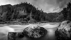 Yosemite (photoserge.com) Tags: longexposure blackandwhite art river yosemite anseladams