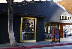 Restaurant (franciscovillasenorpictures) Tags: street black restaurant losangeles downtownla dlux