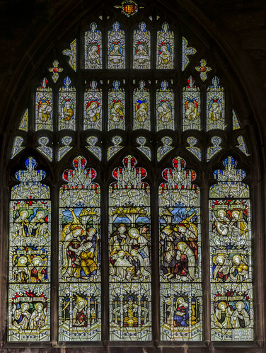 Bottesford, St Mary's window (Revised)